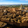 Siena View from the Torre