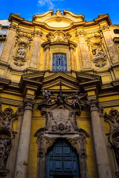 Chiesa di Santa Maria Maddalena - vertical