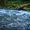 Creek at Marymere Falls