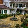 The Beauregard-Keyes Courtyard