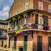 Empty French Quarter Coner