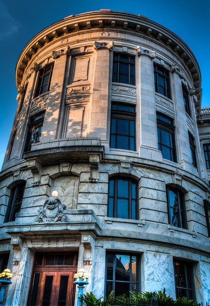 French Quarter Courthouse Building