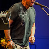 Aaron Neville with The Neville Brothers in New Orleans, 2012