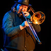 Tilt-a-Whirl Band - Mike Rinta on the trombone