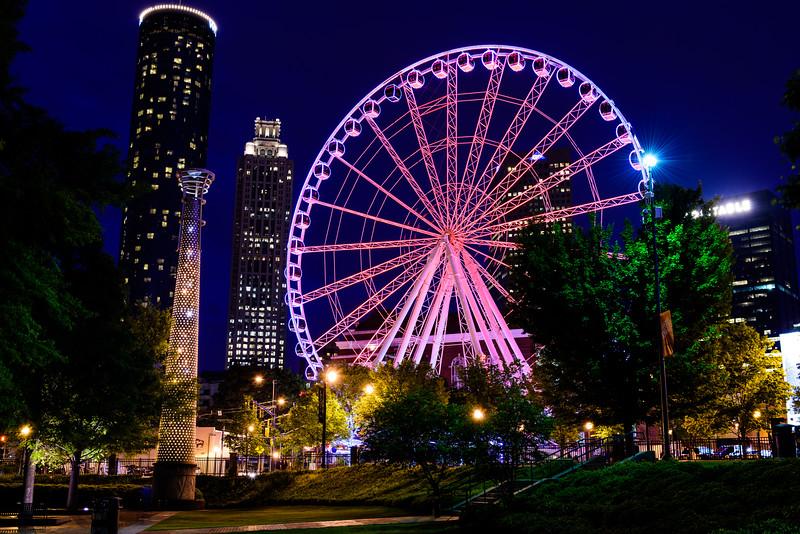 SkyView Atlanta Ferris Wheel