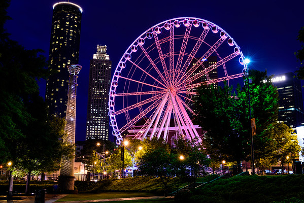 SkyView Atlanta Ferris Wheel