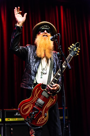 Billy GIbbons and the BFG's (Las Vegas - 2018)