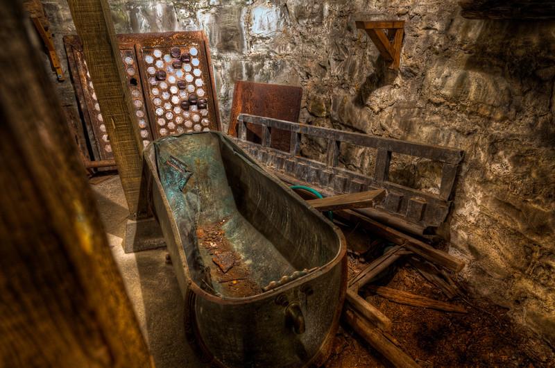 The Old Bathtub