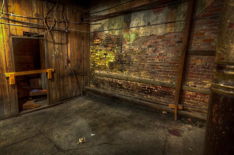 The Empty Corner