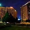 Omni Hotel/CNN Tower in Atlanta