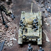 Tiger Tank in Miniature