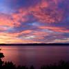 Tramp Harbor Sunrise