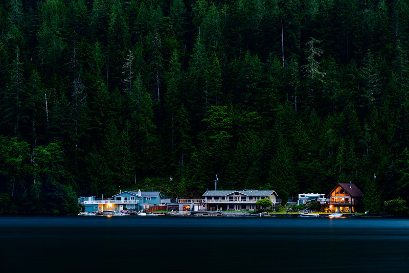 Lake Crescent Homes