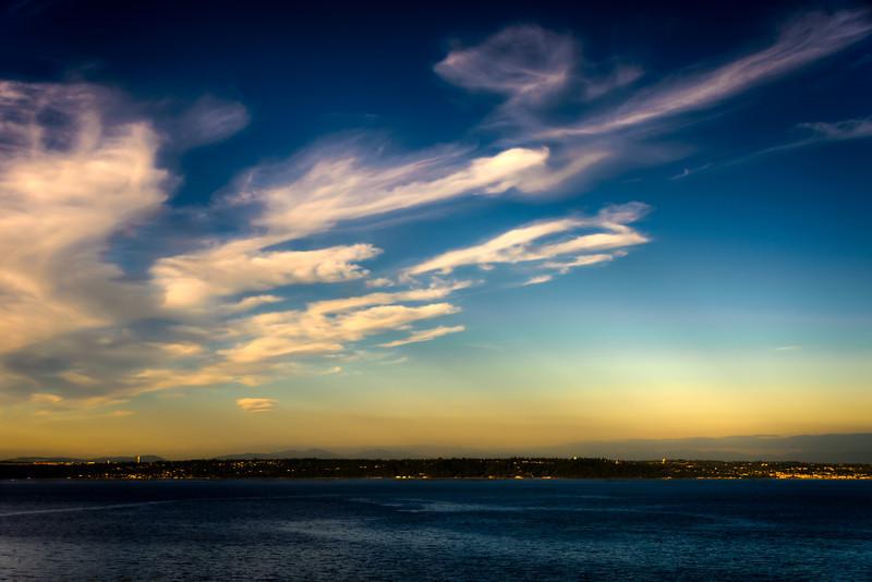 Another Tramp Harbor Sunrise