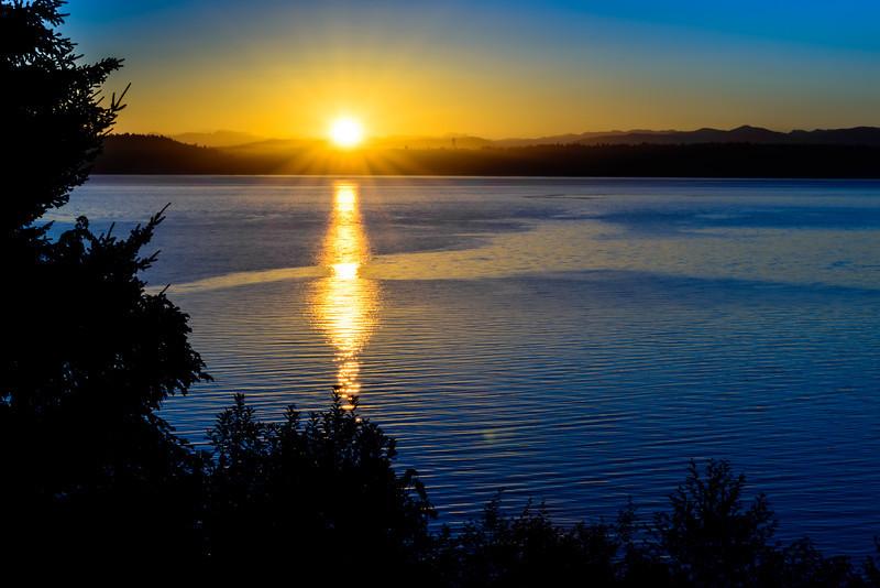 Vashon Sunrise