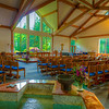 St. John Vianney Catholic Church on Vashon Island, WA
