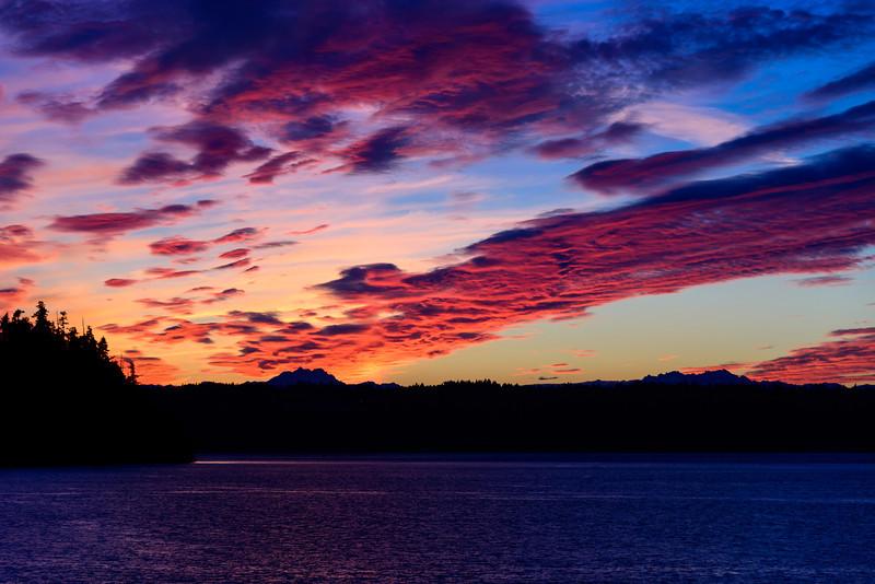 Talequah Sunset