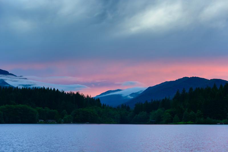 Lake Crescent View