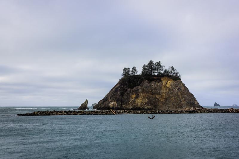 Little James Island at La Push
