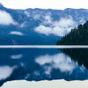 Calm Water on Lake Crescent