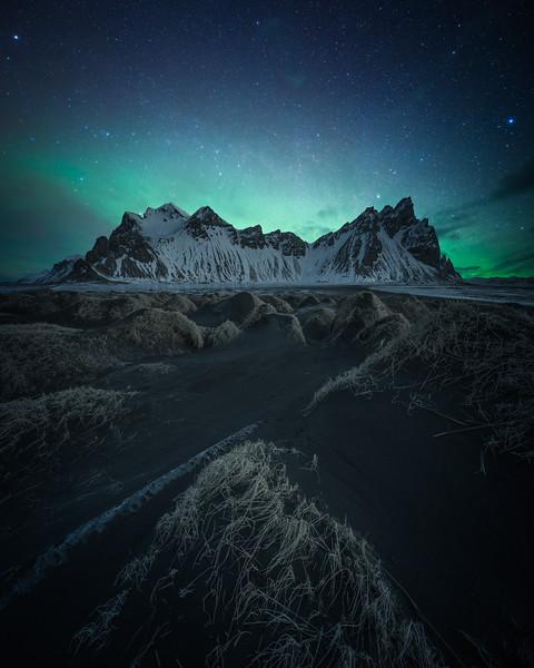 Iceland Landscape Photography Aurora
