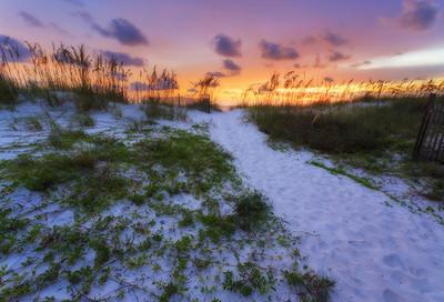 Cape San Blas Sunset Cape San Blas, Florida
