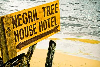 Negril Tree House; Jamaica 2012