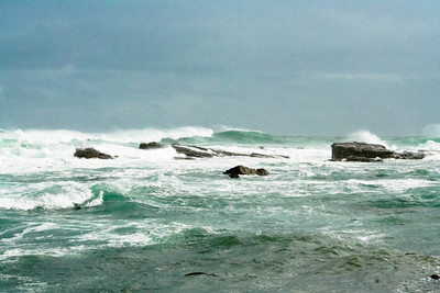 End of Earth; Cape Point South Africa 2014