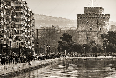White Tower, Thessaloniki - 2020©