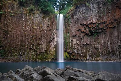 Abiqua Falls - Scott's Mill, Oregon 2018