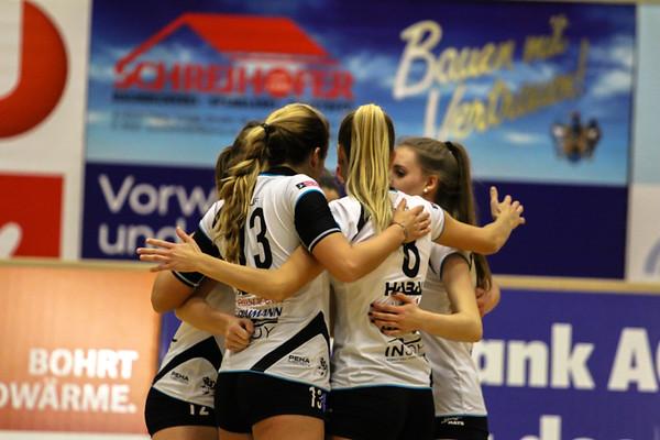 2018-19 CUP SG Prinz Brunnenbau Volleys gg. Bisamberg/Hollabrunn