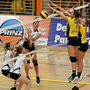 Austrian Volley Cup - SG Prinz Brunnenbau Volleys gg. ASKÖ Linz/Steg