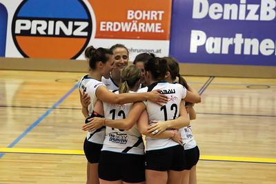 20171022 CUP SG Prinz Brunnenbau Volleys - VC Raiffeisen Dornbirn