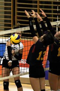 Austrian Volley League 17/18 - SG Prinz Brunnenbau Volleys gg. TSV Sparkasse Hartberg
