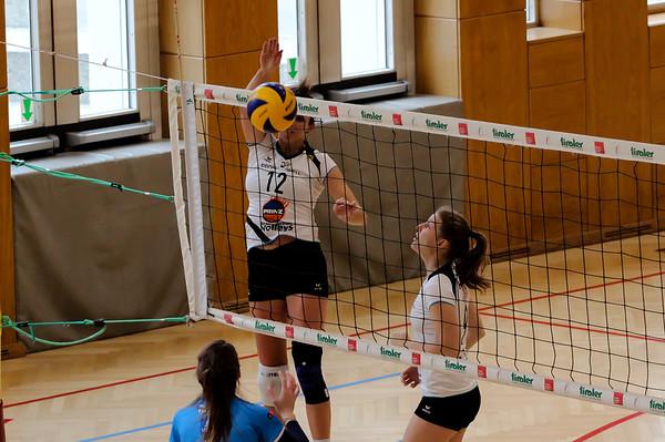 Austrian Volley Cup 17/18 - TI Volley gg. SG Prinz Brunnenbau Volleys