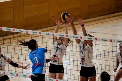 20171105 CUP TI Volley - SG Prinz Brunnenbau Volleys