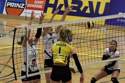 Austrian Volley League 17/18 - SG Prinz Brunnenbau Volleys gg. ASKÖ Linz/Steg
