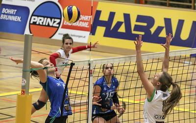20180113 AVL SG Prinz Brunnenbau Volleys - UVC Holding Graz