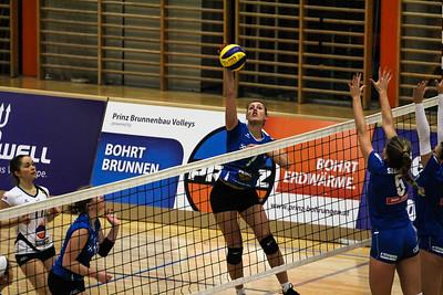 20180121 AVL SG Prinz Brunnenbau Volleys - VC Tirol