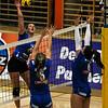 Austrian Volley League 17/18 - SG Prinz Brunnenbau Volleys gg. VC Tirol