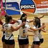 Austrian Volley League 17/18 - SG Prinz Brunnenbau Volleys gg. TI-Fun-Box-Volley