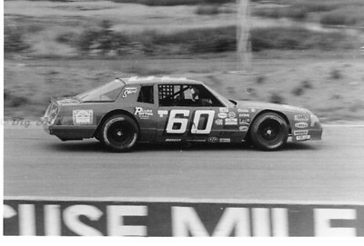 Bryar Motorsports Park in the 1980's