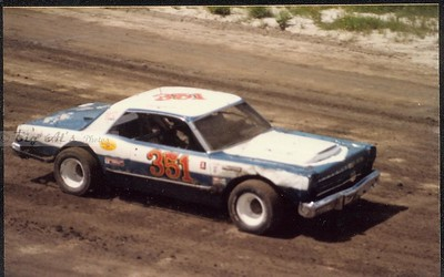 Can-Am Speedway, Coventry, VT 1980's