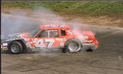 Seekonk Speedway in the 1980's