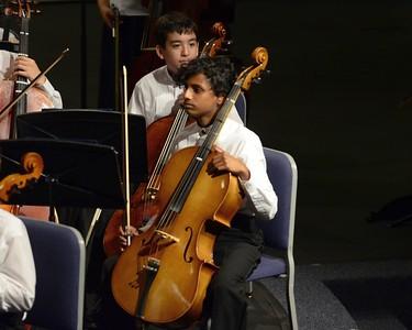 Robinson MS Concert Orchestra