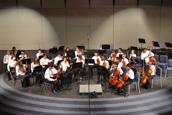 Robinson MS Orchestras Spring Concert 2014