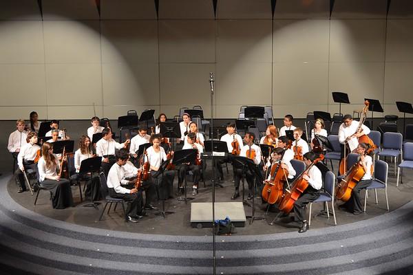 Robinson MS String Ensemble