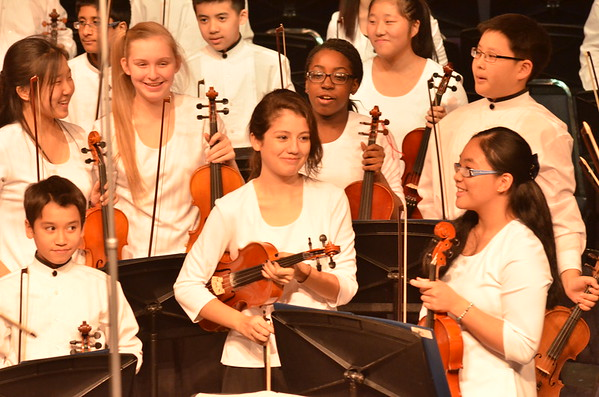 MS Orchestra - December 12, 2013