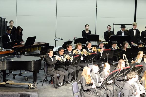 Concert 4 and Symphonic Bands