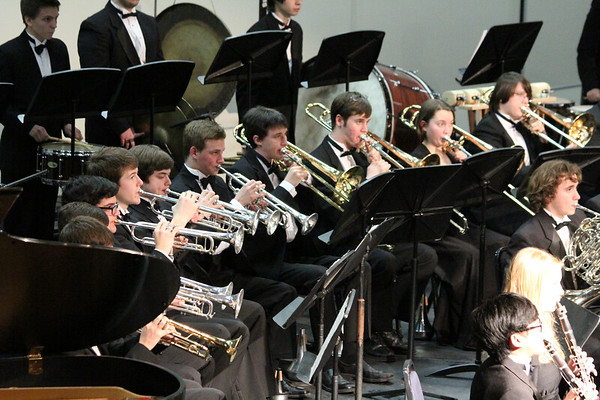 HS Band Pre-Assessment Concerts 2015